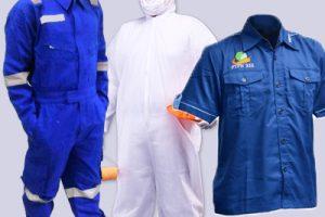 Jasa Pembuatan Seragam Kerja Wearpack