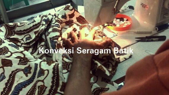 Yuk Memulai Usaha Konveksi Batik